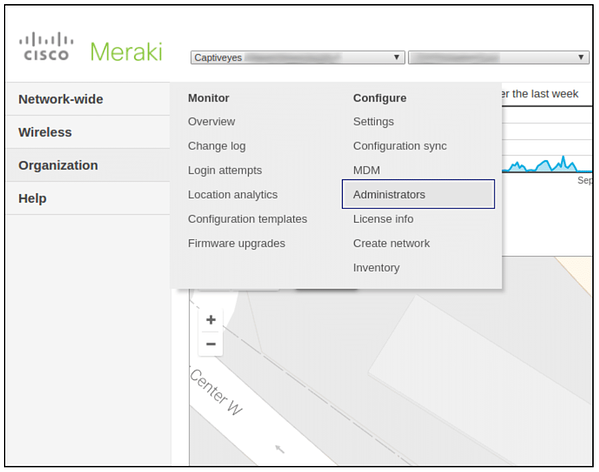How to Connect Bloom to your Meraki Dashboard